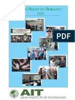 Annual Report on Research 2006