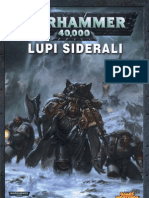 Codex Lupi Siderali 2009