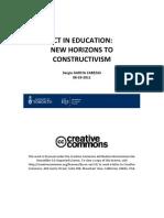 Ict in Education - Sergio Garcia Cabezas