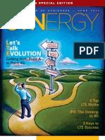 June 2011 Synergy