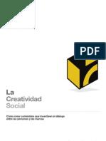 DDB La Creatividad Social