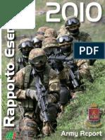 Rappo Esercito 2010