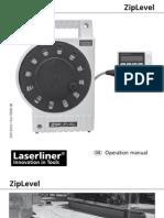 ZipLevel EUR Instructions