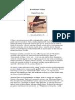 Texto - Breve História do Piano