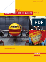 DHL_Standard Rate Guide_dec9