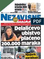 Dnevne nezavisne novine [broj 4654, 29.8.2011]