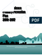 Utah's Sexual Violence Primary Prevention Plan, 2010-2017