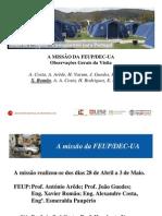 Sismo de L'Aquila - Ensinamentos para Portugal