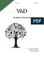 V&D Re-positioning Report Geen Vista Klaar