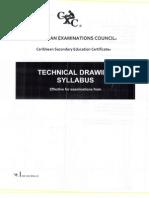 Draft TD Syllabus 2011