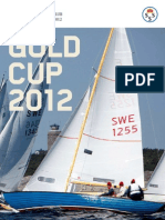 Welcome to the Folkboat Gold Cup 2012 in Sandhamn
