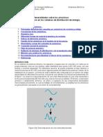 Generalidades sobre los armónicos en sistemas de distrubucion de energía