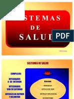 Sistemas de Salud y s.s.