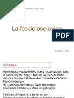 fasciolose lecon 2011