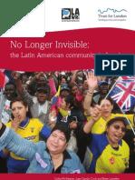No Longer Invisible Report