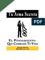 REPORT-Tu Arma Secreta