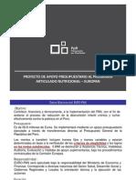 Ppt-europa-proyecto de Apoyo Presupuestario