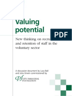 Valuing Potential
