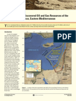 Assessment of Undiscovered Oil and Gas Resources of the Levant Basin Province