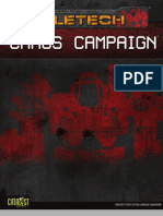 Chaos Campaign Rulebook