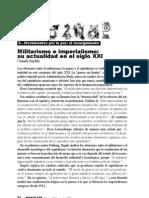 MilitarismoeImperialismo