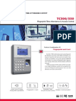 Brochure Tc500