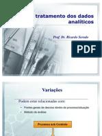 Aula 2 - Q Analítica - Erros e Tratamento de Dados