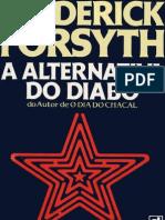A Alternativa Do Diabo - Frederick Forsyth