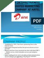 Ppt of Airtel