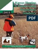 KS Hunting Regulations 11