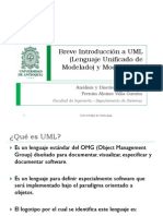 01. Introducción a UML y Modelamiento