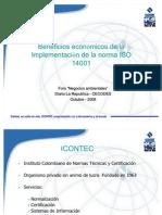Beneficios ISO 14001