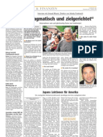 Luxemburger Wort - Interview Mit Arnaud Mourot