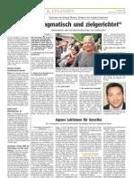 Luxemburger Wort - Interview Mit Arnaud Mourot