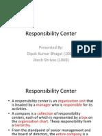 Responsibility Dipak