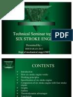 Six Stroke Engine ion