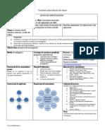 Formato Plan Diario de Clase