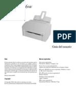 Manual Impresora OKI