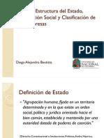 Estado, Estructura del Estado, Protección Social