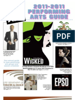 El Paso Scene 2011-2012 Performing Arts Guide
