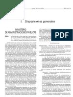 Estructura Ministerio Interior Policias