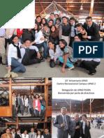 23° Aniversario UPAO - Delegación FAUA UPAO PIURA