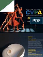 CVPA 2011- 2012 Calendar