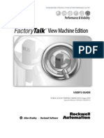 Factory Talk View Machine Edition User's Guide