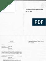 Jesús Pena. 1990. Modelos de descripción morfológica