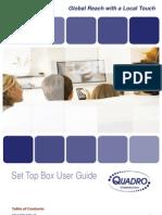 Settopbox Userguide