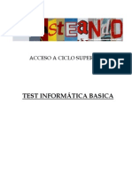Test in for Ma Tic A