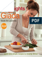 Recipes from Weeknights with Giada by Giada De Laurentiis