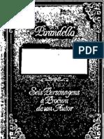 Pirandello_Seis personagens