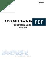 ADO.net Tech Preview - Entity Data Model (June 2006)